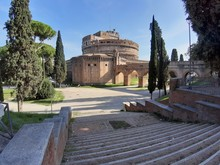 Roma - Castel Sant'Angelo Dall...