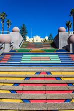 Promenade In Cape Town