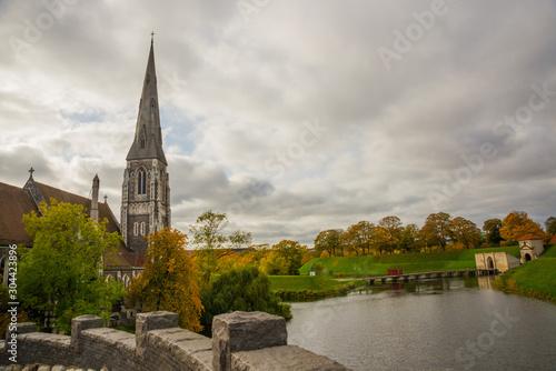 Photo COPENHAGEN, DENMARK: St