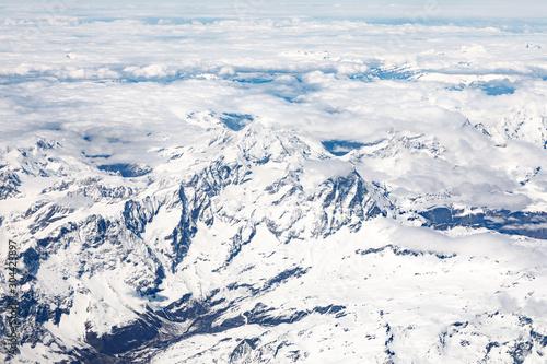 Fototapety, obrazy: Swiss Alps