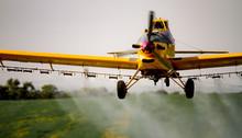 Spraying Plane