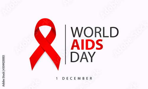 Cuadros en Lienzo  World Aids Day