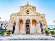 Salento, Apulia, Church Of Cri...