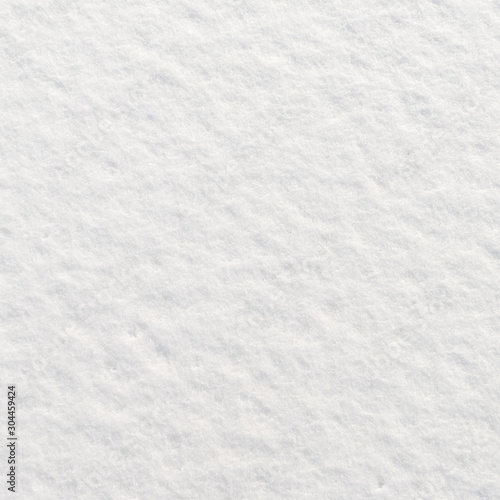 Obraz Snow for texture or background, top view - fototapety do salonu