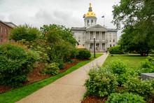 New Hampshire State House Capi...