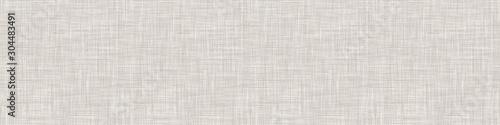 Carta da parati Natural White Gray French Linen Texture Background