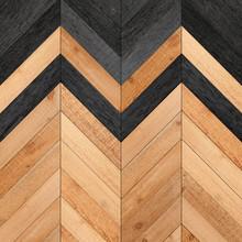 Parquet Floor Of  Natural Wood...