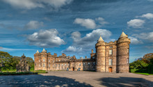 Palace Of Holyrood House - The...