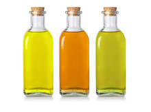 Bottle With Different Oil