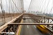 Le trafic sur le pont de Brooklyn