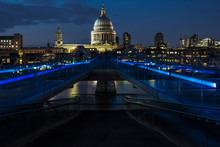 St. Pauls Cathedral And Mileni...