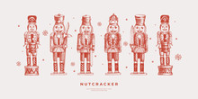 Collection Of Nutcracker Soldi...