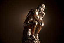 Rodin's The Thinker - Replica ...