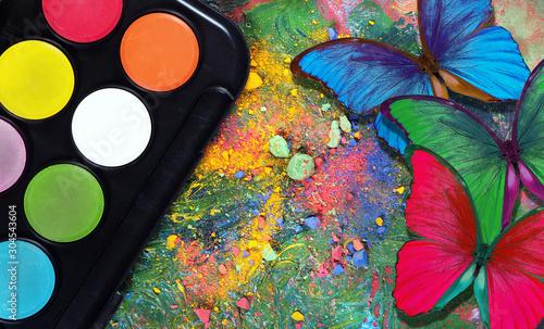 Fototapeta  RGB colors