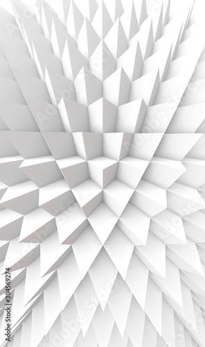 abstrakcyjny-wzor-3d-szescian
