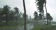 Hurricane Makes Landfall With ...