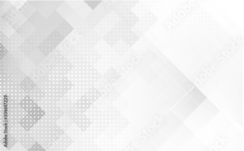 Gray Abstract background illustration with hight quality. Canvas Print