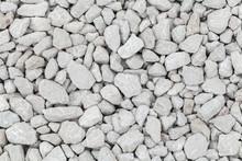 Dusty White Industrial Gravel ...