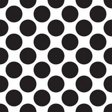 Black White Seamless Pattern W...
