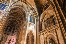 Interior Of The Cathedral Sain...