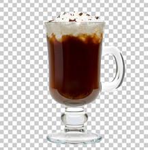 Irish Coffee In Original Glass...