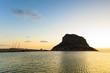 canvas print picture Monemvasia island at morning, Greece