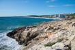 Son Bou, station balnéaire à Alaior, Minorque, îles Baléares