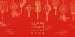 Chinese New Year Banner Design