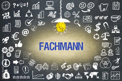 Fachmann Canvas Print