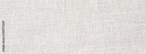 Fototapeta white linen texture