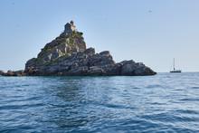 Small Stone Islands In The Sea...