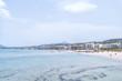 Rethymon, plage Venizelou, Crète