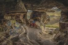 Grafitti Cave