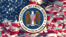 Flag Of The Us National Securi...