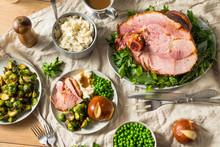 Homemade Glazed Holiday Ham Ro...