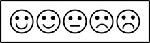 Smiley Face Emoticons / Emoji ...