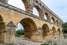 Pont Du Gard Is The Tallest Aqueduct And Bridge