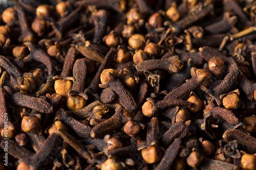 Fototapeta Dry Organic Clove Spice obraz