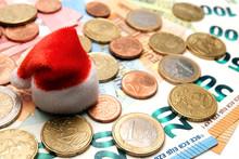 European Money. Coins Are On E...