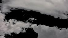 Pre-keyed Film High Def Monsoon Weather Thunderhead Buildup Time Lapse