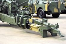 Artillery Piece Stands