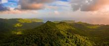 Beautiful Panorama Of The Trop...