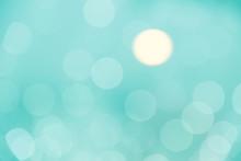 Blur Lights. Abstract Circle B...