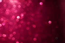 Red Sparkling Lights Festive B...