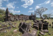 Wat Phu Champasak, Lao PDR