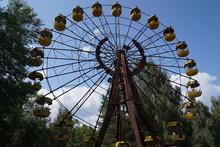 Chernobyl Pripyat Nuclear Danger Zone Ukraine