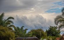 Summer Thunderstorm Cloud Buil...