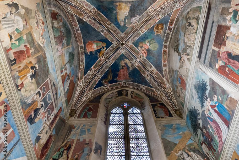 Fototapeta  Church of San Francesco in Arezzo