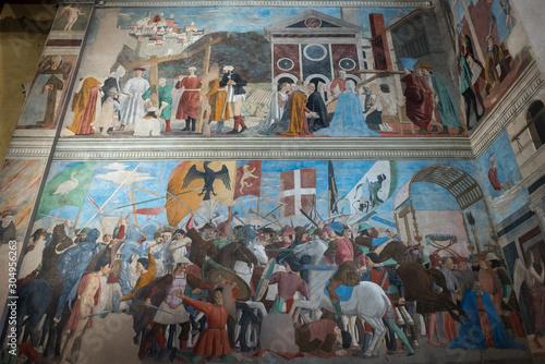Photo Church of San Francesco in Arezzo