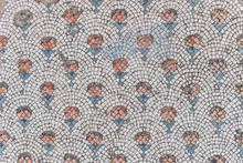 Vintage Background Of Floor Mo...